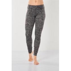 Yoga Leggings Bhaktified Anjali – (Volcanic Glass)